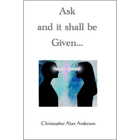 ask and it is given ebook