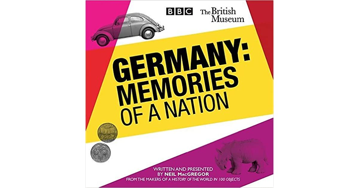 germany memories of a nation epub